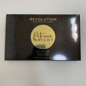 Revolution x Patricia Bright Rich in Color Palette